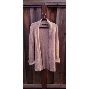 Express wool cardigan